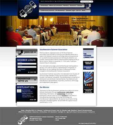 Southwestern Fastener Association - Website