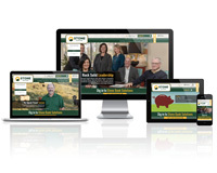 Stone Bank - Responsive Website