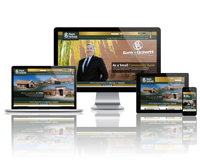 Bank of Gravett - Responsive Website