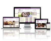 Covington Housing Authority - Responsive Website