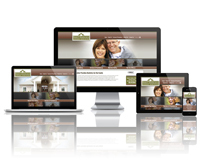 Doshier Dentistry - Responsive Website
