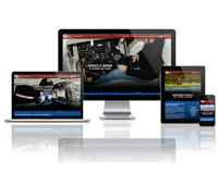 Quarry Marina - Responsive Website