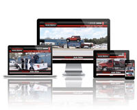 Tennison Auto Sales - Responsive Website