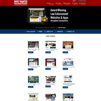 Websites for Law Enforcement - Website