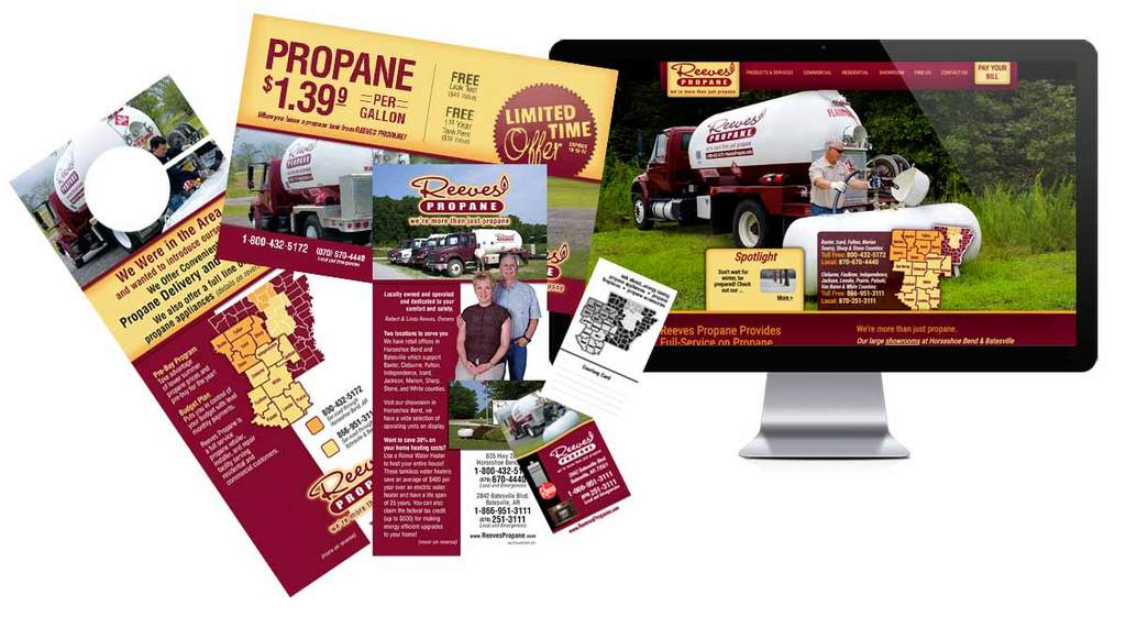 Reeves Propane - Marketing Campaigns