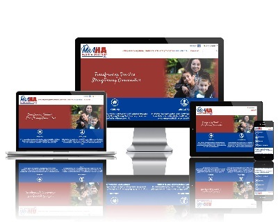 McAllen Texas Housing Authority - Responsive Website