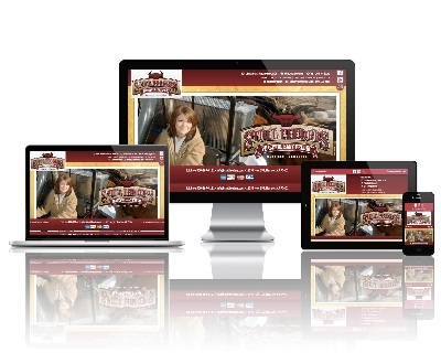 Stull Feeders - Responsive Website