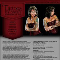 Tattooz by Sassy - Website