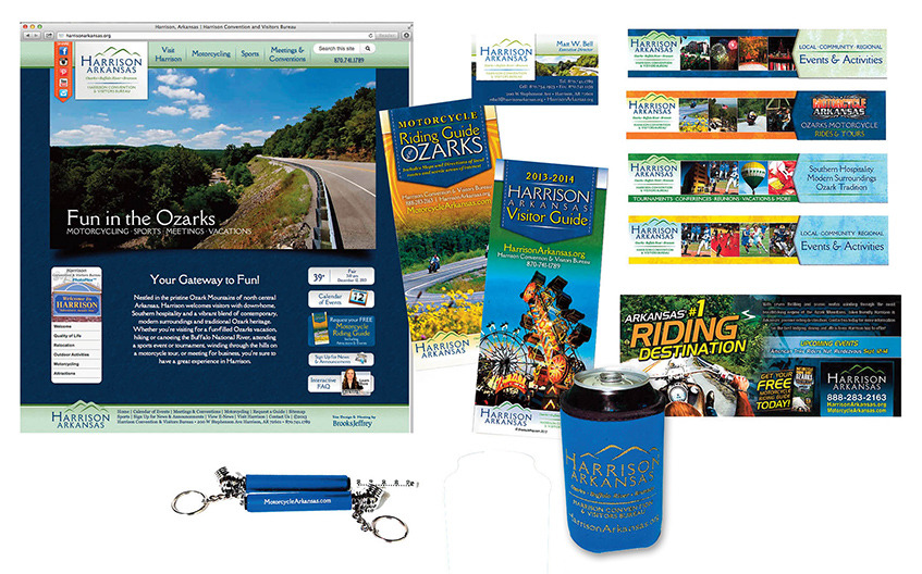 Harrison Arkansas - Branding