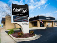 NATCO Communications Inc. - Premise Sign with Electronic Reader Board